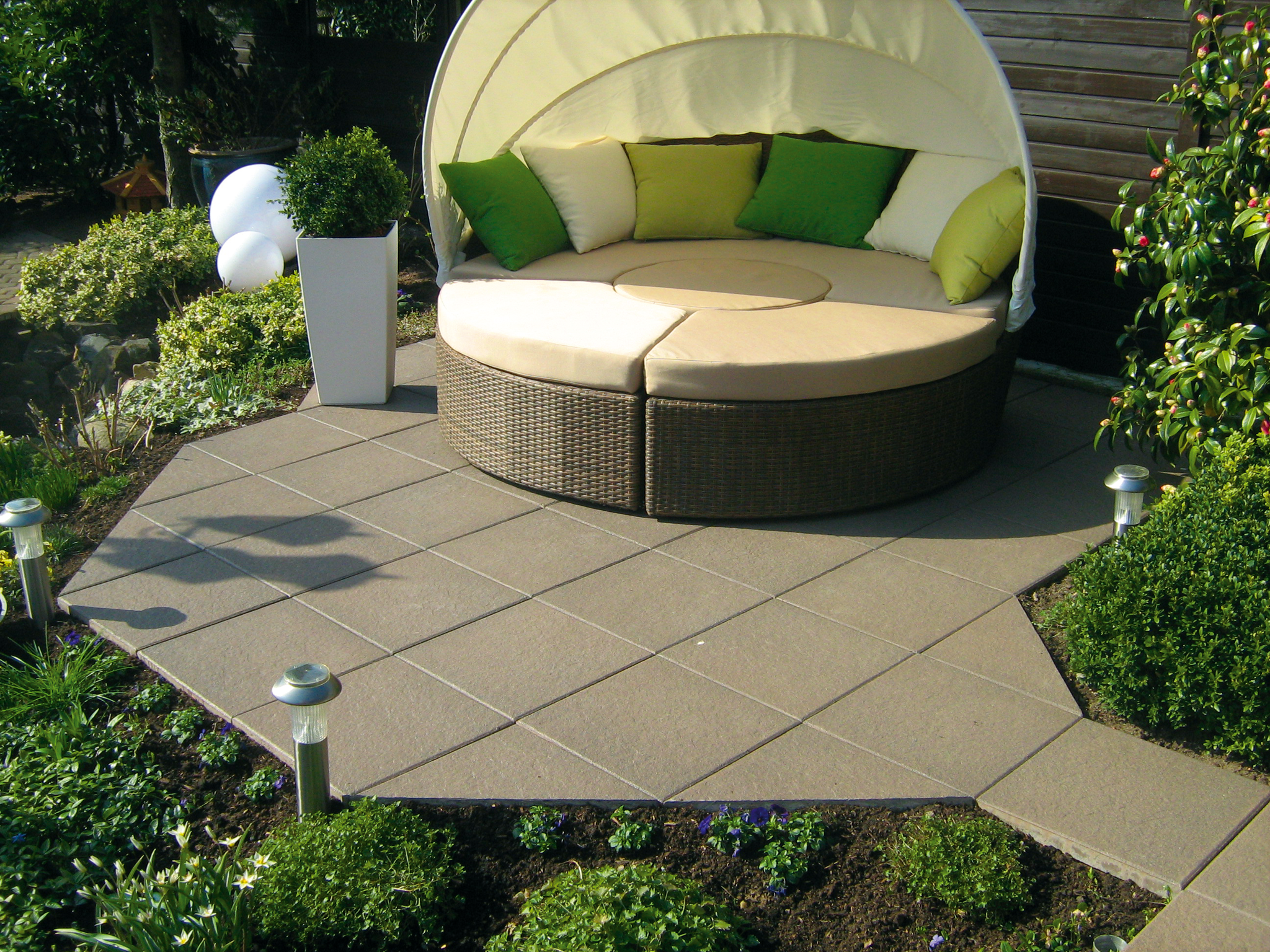 f e f r terrassenplatten. Black Bedroom Furniture Sets. Home Design Ideas